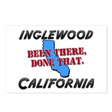 inglewood california - been there, done that Postc