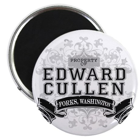 Property Of Edward Cullen Magnet