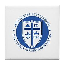 Funny Alumni Tile Coaster