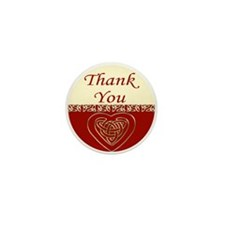 Thank You Mini Button (10 pack)