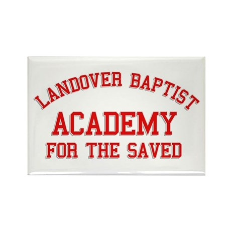 Landover Academy Rectangle Magnet (10 pack)