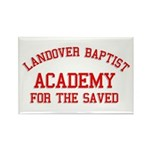 Landover Academy Rectangle Magnet