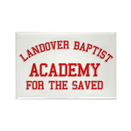Landover Academy Rectangle Magnet