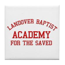 Landover Academy Tile Coaster