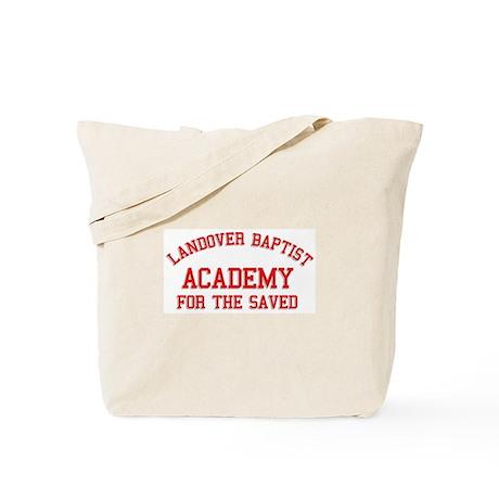 Landover Academy Tote Bag