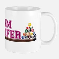 Team Jennifer Small Small Mug