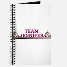 Team Jennifer Journal