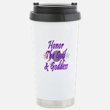 Honor the God & Goddess Travel Mug
