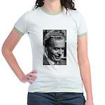 Mysticism Aldous Huxley Jr. Ringer T-Shirt
