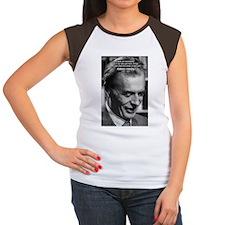 Mysticism Aldous Huxley Women's Cap Sleeve T-Shirt