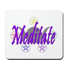 Meditate Mousepad