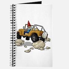 4 Wheelin' Gnome Journal