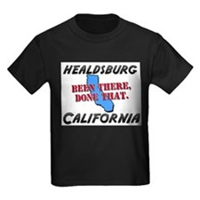 healdsburg california - been there, done that T