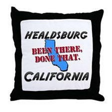 healdsburg california - been there, done that Thro