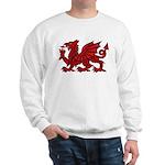 Red Welsh Sweatshirt