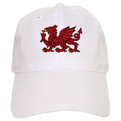 Red Welsh Cap