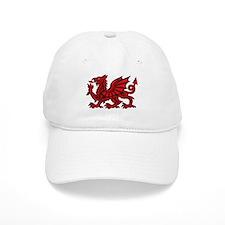 Red Welsh Cap