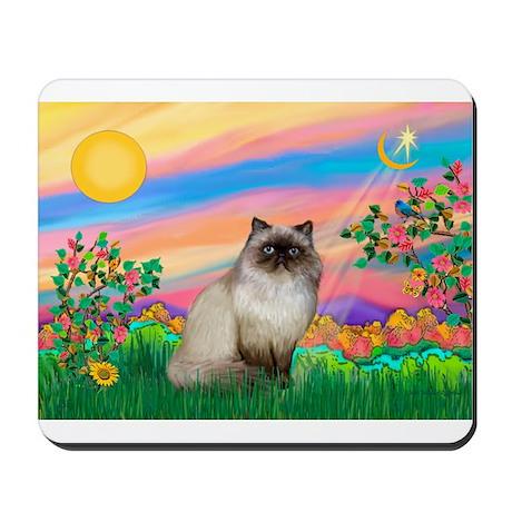 Day Star / Himalayan Cat Mousepad