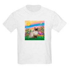 Day Star / Himalayan Cat T-Shirt