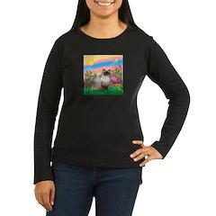 Day Star / Himalayan Cat T-Shirt