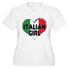 Everyone Loves an Italian Gir T-Shirt