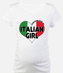 Everyone Loves an Italian Gir Shirt