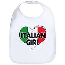 Everyone Loves an Italian Gir Bib