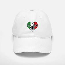 Everyone Loves an Italian Gir Baseball Baseball Cap