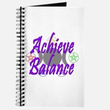 Achieve Balance Journal