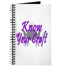 Know Your Craft Journal