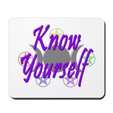 Know Yourself Mousepad