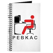 PEBKAC Journal