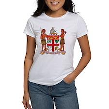 Fiji Coat Of Arms Tee