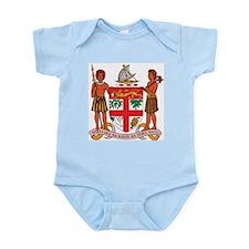 Fiji Coat Of Arms Infant Creeper