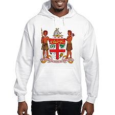 Fiji Coat Of Arms Hoodie
