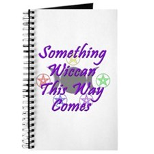 Something Wiccan Journal