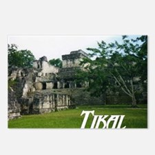 Tikal Courtyard Postcards (Package of 8)