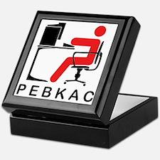 PEBKAC Keepsake Box