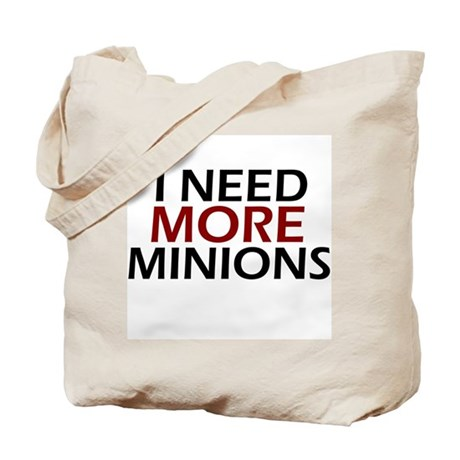 Need More Minions Tote Bag