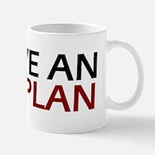Evil Plan Mug
