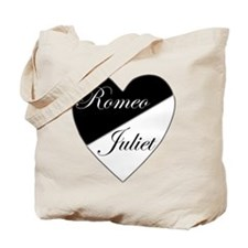Romeo and Juliet 2 Tote Bag