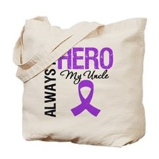 Pancreatic Cancer Uncle Tote Bag