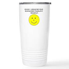 Respiratory Therapist Gifts Travel Mug