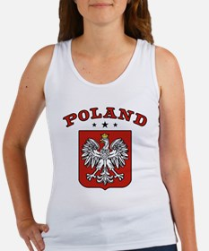 Poland Women's Tank Top