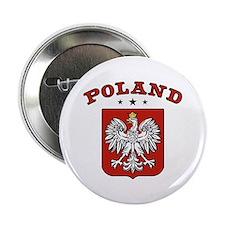 """Poland 2.25"""" Button"""
