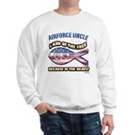 Airforce Uncle Sweatshirt