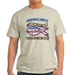 Airforce Uncle Light T-Shirt
