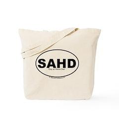 SAHD Tote Bag