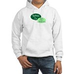 Fully Attached Pop Hooded Sweatshirt