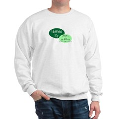 Fully Attached Pop Sweatshirt